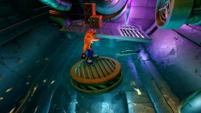 Crash Bandicoot: Nsane Trilogy - Sewer or Later Playthrough