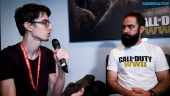 Call of Duty: WWII - Sean Soucy & Tolga Kart Interview