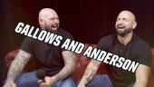 WWE 2K18 - Gallows and Anderson Prank Commentary