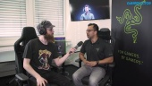 Razer Nari Ultimate - Jeevan Aurol Interview