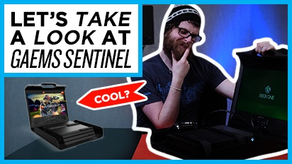 Gaems Sentinel - Quick Look