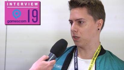 Lost Ember - Tobias Graff Interview