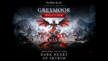 The Elder Scrolls Online: Greymoor - What's new? (Sponsored)
