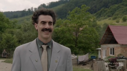 Borat: Subsequent Moviefilm - Official Trailer