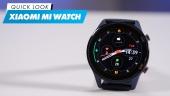 Xiaomi Mi Watch - Quick Look