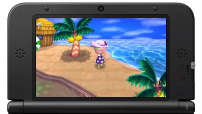 Animal Crossing: New Leaf - Inside the Treehouse: Island Activities