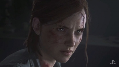 The Last of Us 2 - PSX 2016 Announcement Trailer (with reactions)