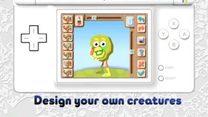 Spore Creatures DS Trailer