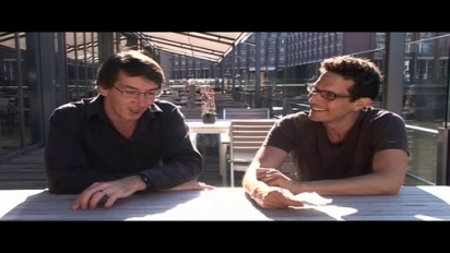 Will Wright interviewed by Yoav