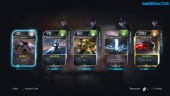 Halo Wars 2 - We open 10 card packs in Blitz