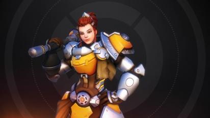 Overwatch - Introducing Brigitte