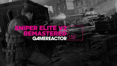 Sniper Elite V2 Remastered - Livestream Replay