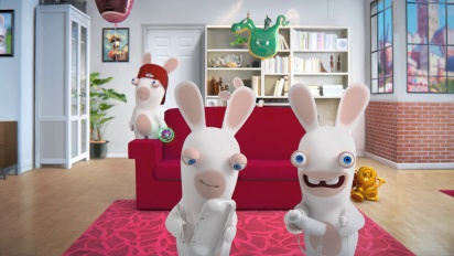 Rabbids Land - Gamescom Trailer