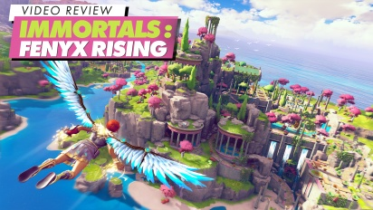 Immortals: Fenyx Rising - Video Review