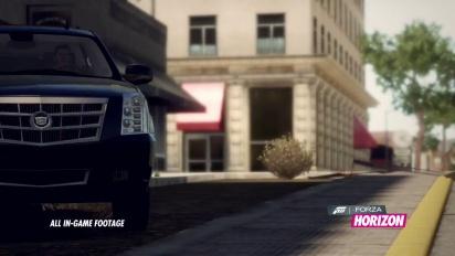 Forza Horizon - January Recaro Car Pack Trailer
