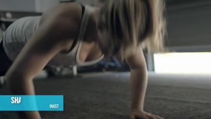 Nike+ Kinect Training - Training Montage Trailer