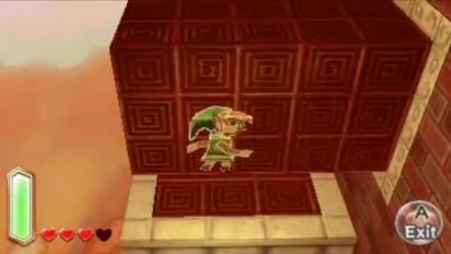 The Legend of Zelda for 3DS - Nintendo eShop Gameplay Trailer