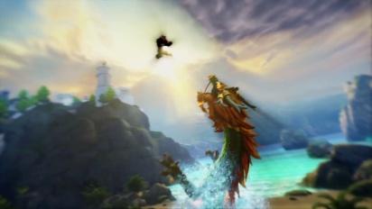 Smite - Battleground of the Gods PS4 Announcement Trailer
