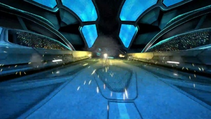 Wipeout Omega Collection - Announcement Trailer