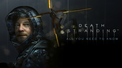 Death Stranding - All You Need to Know (Sponsored #1)