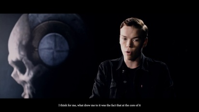 The Dark Pictures: Little Hope - Interview with Will Poulter