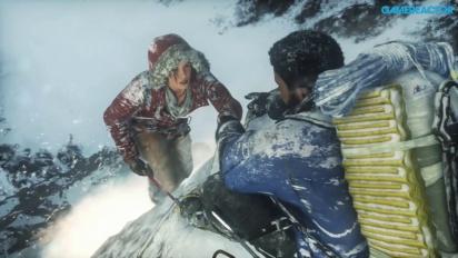 Rise of the Tomb Raider - Intro (Deutsch)