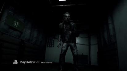 Resident Evil 7 - PSX Trailer