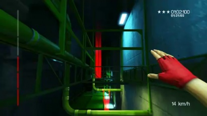 Mirror's Edge - Time Trial Trailer