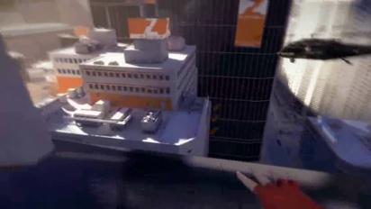 Mirror's Edge - Flight Level Gameplay Trailer