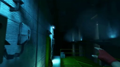Mirror's Edge - Storm Drains Gameplay Trailer