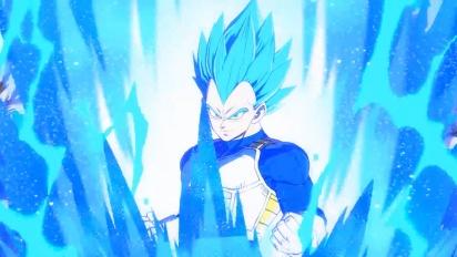 Dragon Ball FighterZ - Goku and Vegeta SSGSS Trailer