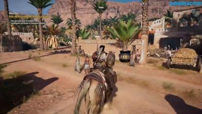Assassin's Creed Origins - Gamereactor Plays