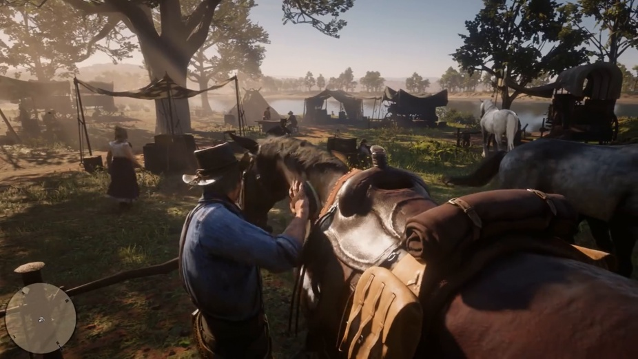 Vi har spillet seks timers Red Dead Redemption 2 Preview