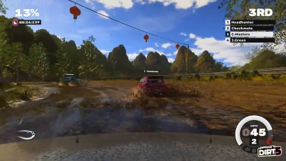 Dirt 5 - 'Racing Through China' Trailer