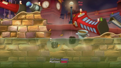 Worms Collection - Announcement Trailer