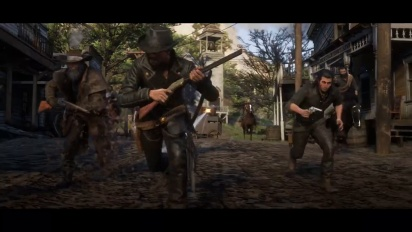 Red Dead Online - Launch Trailer