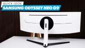 Samsung Odyssey Neo G9 - Quick Look