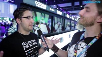 E3 13: Octodad: Dadliest Catch - Interview