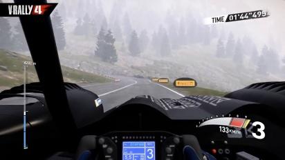 V-Rally 4 - Hillclimb Romania Gameplay by Team VVV
