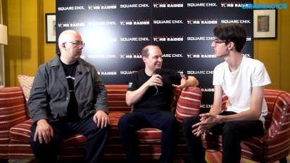 Shadow of the Tomb Raider - Jason Dozois & Heath Smith Interview