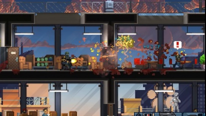 Door Kickers: Action Squad - Release Trailer
