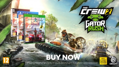 The Crew 2 - Introducing Gator Rush (Video#2)