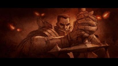 Diablo III: Reaper of Souls - The Crusader Arrives Trailer