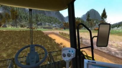 Farming Simulator 17 - The Simulation Announcement Trailer