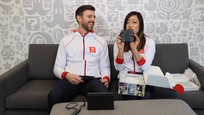 Nintendo Minute - Official Switch Unboxing