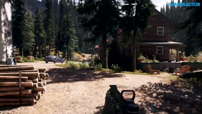 Far Cry 5 - Hurk Solo Gameplay