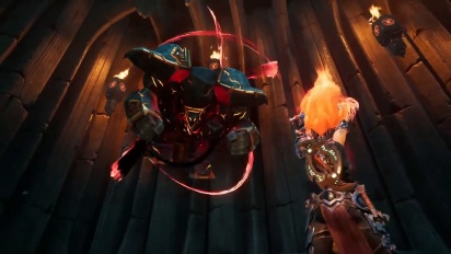 Darksiders III: Keepers of the Void - DLC Trailer