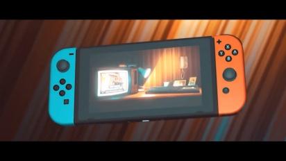 Stories Untold - Nintendo Switch Trailer