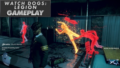 Watch Dogs: Legion - Gameplay #1
