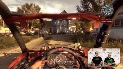 Dying Light: The Following - 15 Minutes of Gameplay